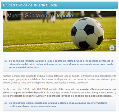 Unidad de Muerte Súbita - Instituto Cardiotecnológico