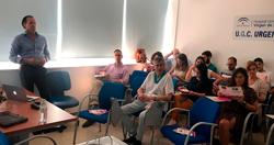 Coordinador del Curso de Ecocardiografía en Urgencias para Manejo de Fibrilación Auricular