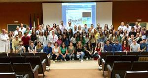 nuevos residentes hospital clinico universitario malaga