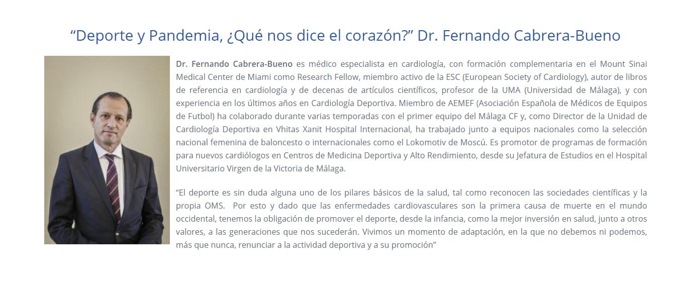 doctor fernando cabrera cardiologo personal gorwth2021